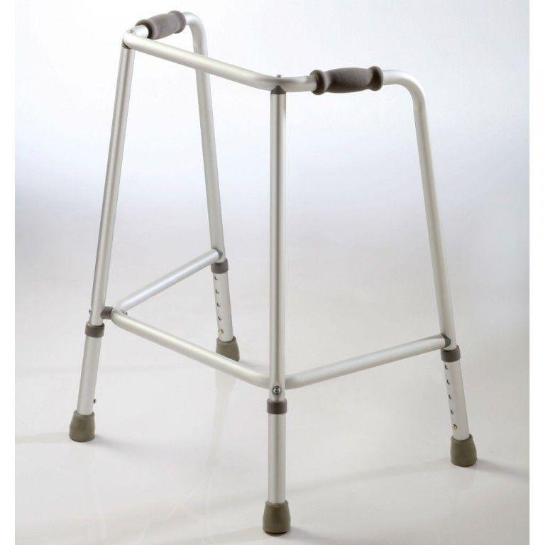 Andador fijo aluminio