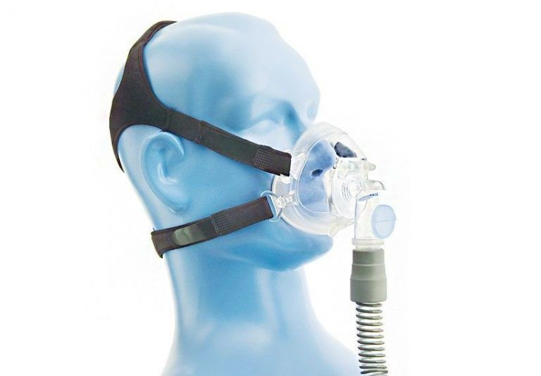 MASCARA CPAP FULL PACE CON ARNES